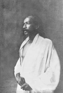 Шри Ауробиндо, Пондичерри, 1915