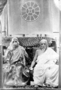 Шри Ауробиндо и Мать, Даршан, 1950