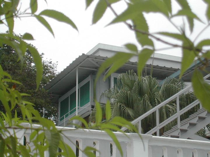 Комната Матери в Ашраме в Пудучерри