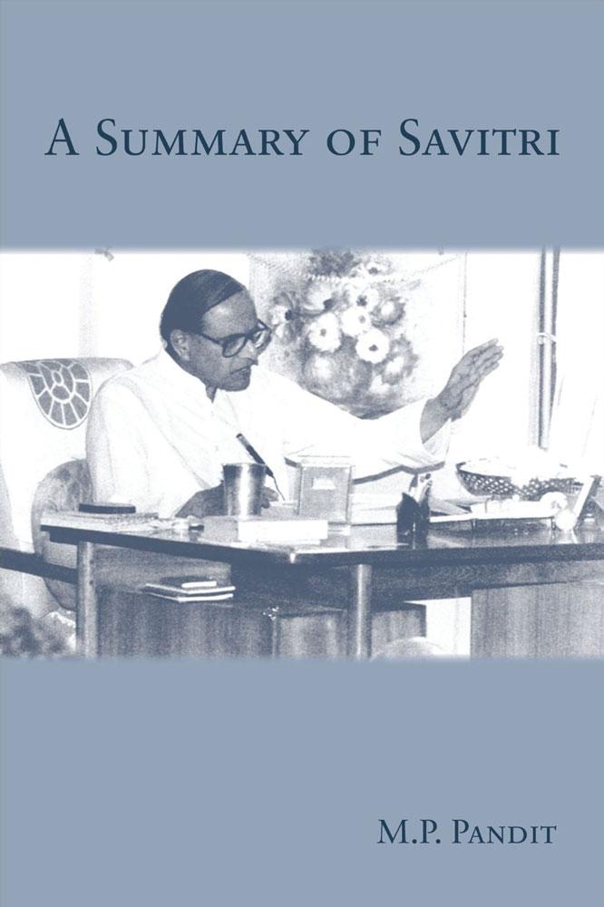 summary of savitri lotus press