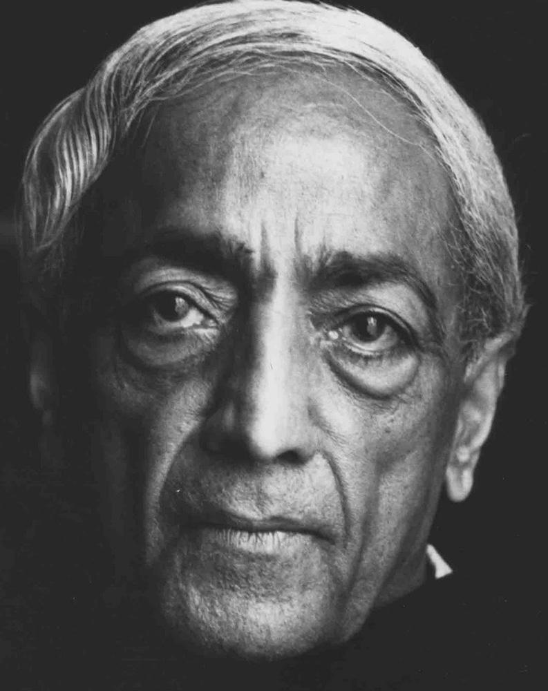 Дж. Кришнамурти