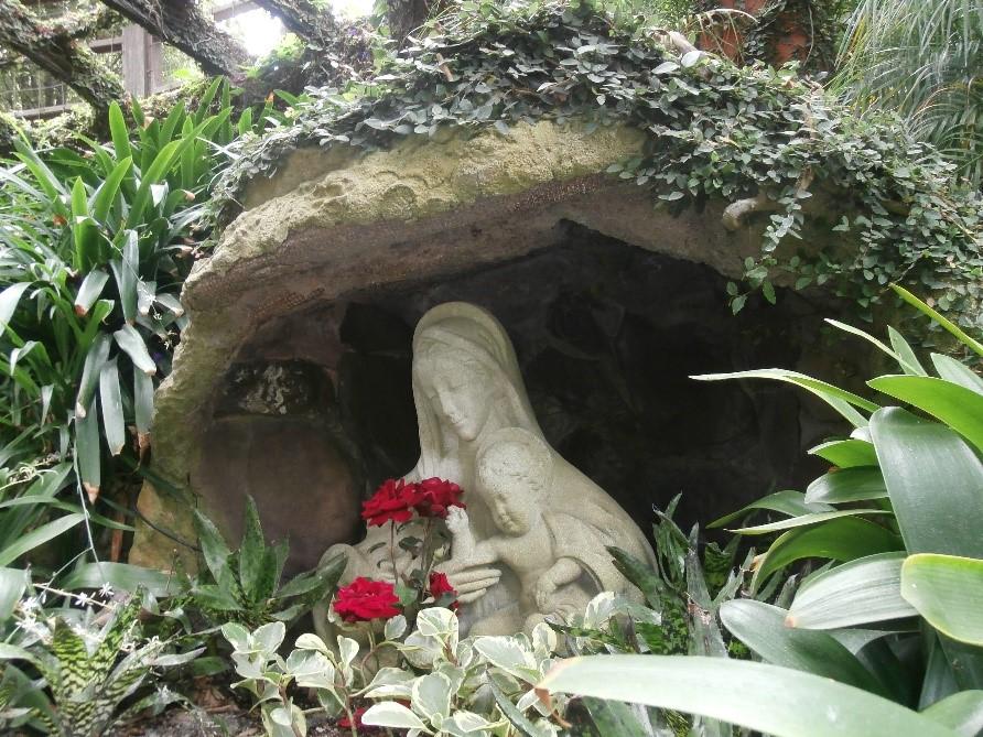 Грот Девы Марии