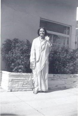 Джотиприя в КЦВЗ на 9-й улице – 1965 г.