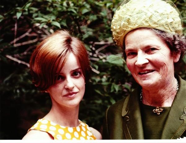 Ани Нуннали и Джотиприя (фото сделано в 1964г.) Ани – нынешний президент КЦВЗ.